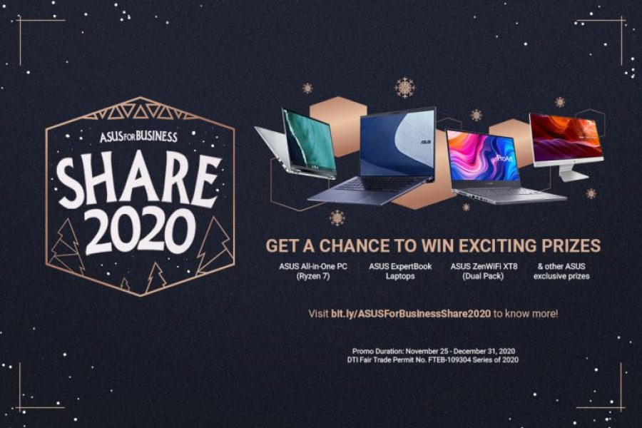 ASUS for Business Share 2020