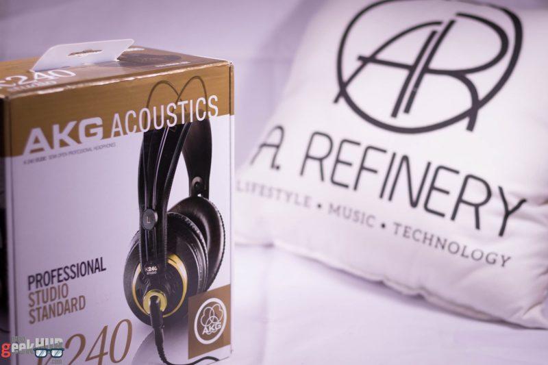 AKG k240 Studio Review 7