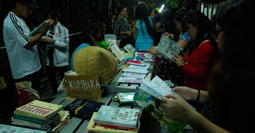 Davao writers gather for 1st National Literature Month | Davao Today