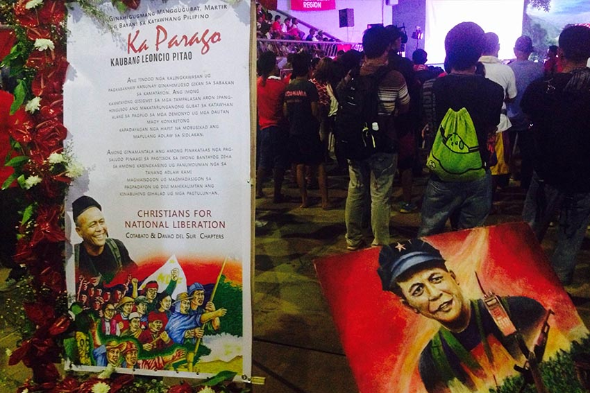 TRIBUTE FROM THE UNDERGROUND | Davao Today
