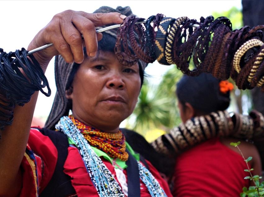 Manobo Costume