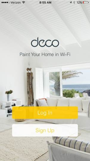 TP-Link Deco App