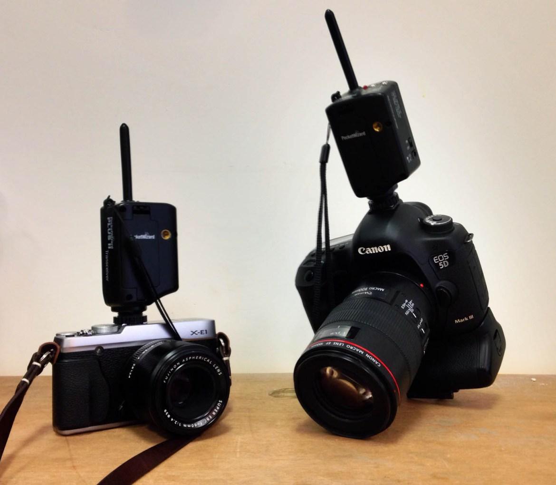 Fuji X-E1 vs Canon 5DIII