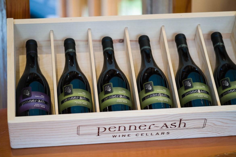 Penner Ash wine sampler