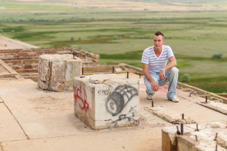 Brian and the Santaquin Mine