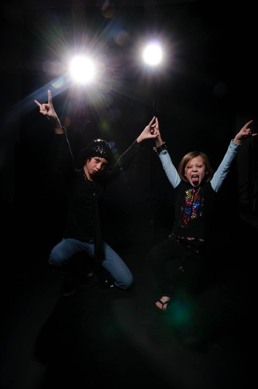 Sisters of Rock!