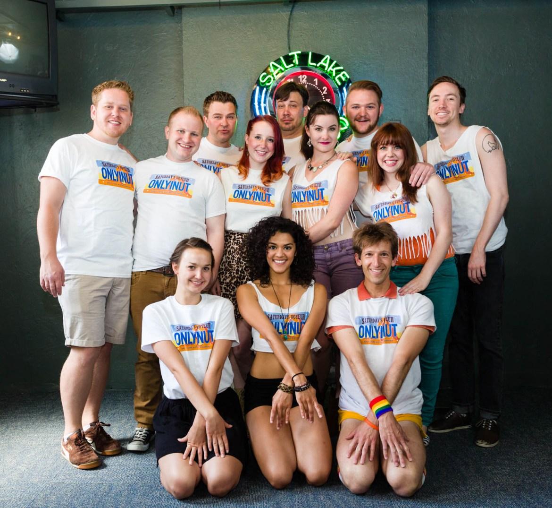 Cast of 2013's Saturday's Voyeur