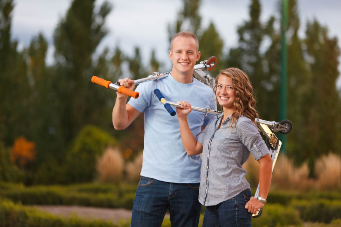 Finding a good hobby for engagements