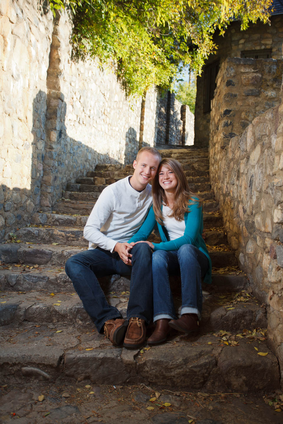 Engagements at the Provo Castle