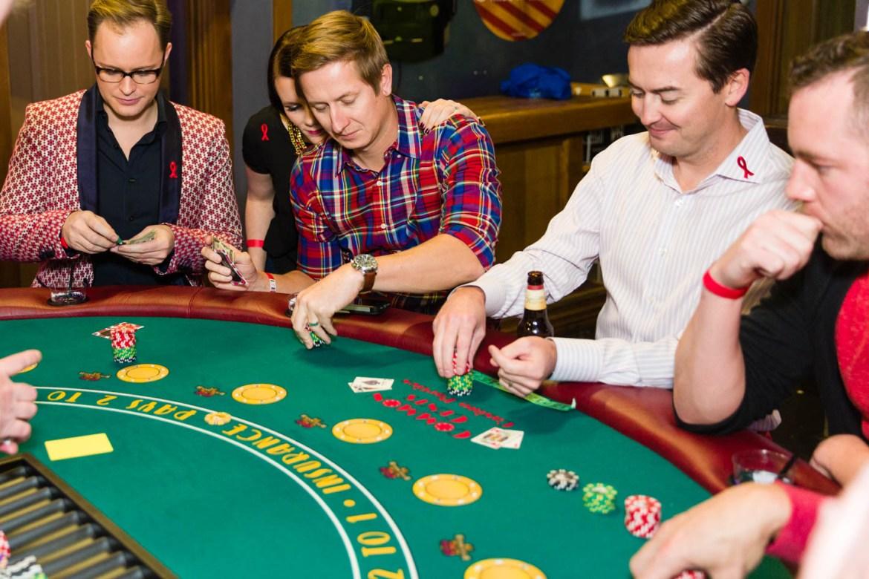 Playing blackjack for prizes