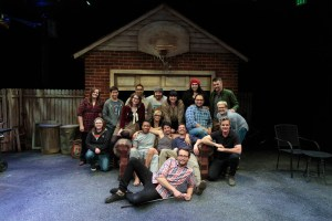 The cast and crew behind Streetlight Woodpecker