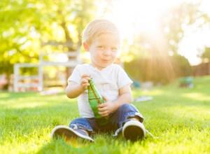 Summer time soda