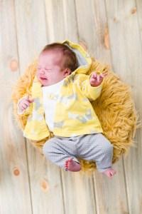 Little Baby Hazel in Yellow