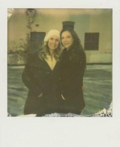 Polaroid photo!
