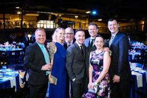 Oscar Night attendees