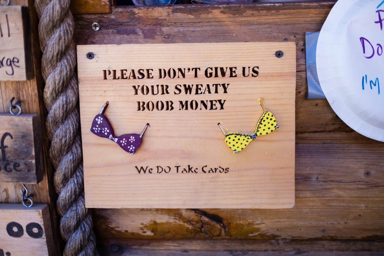Hilarious signs at the Utah State Fair