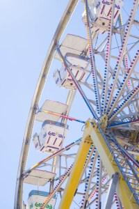Ferris Wheel at the Utah State Fair