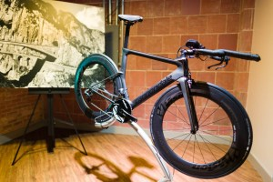 A Cannondale prototype worth $125,000!