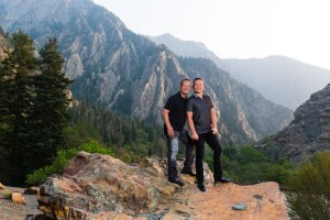The canyons are an amazing location for engagements