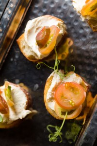 Hors d'oeuvres food photo