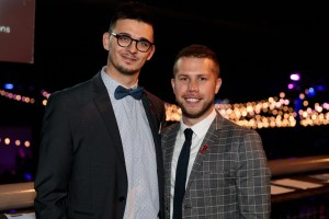 Oscar Night Gala attendees dressed to kill