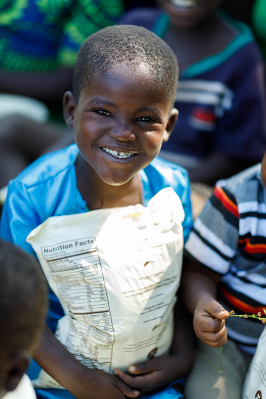 Bringing smiles to children around the world