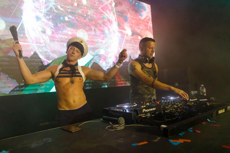 Stockton & circuit DJ Bret Law