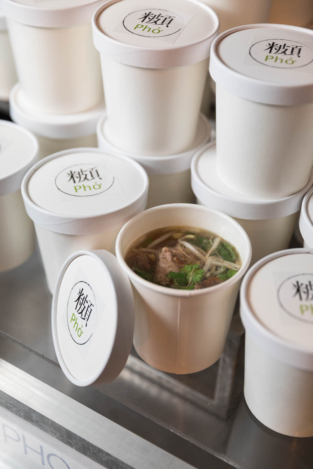 Cups of Phở