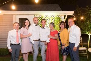 Last minute family photos