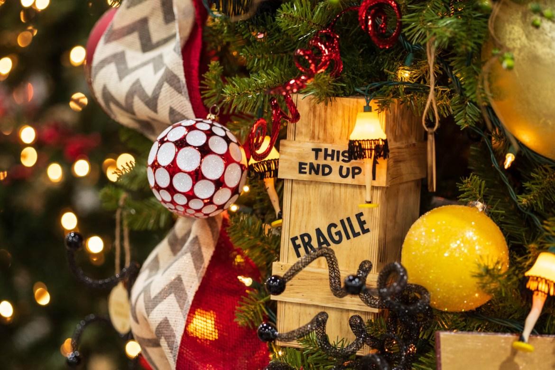 Christmas Story Fragile Decoration