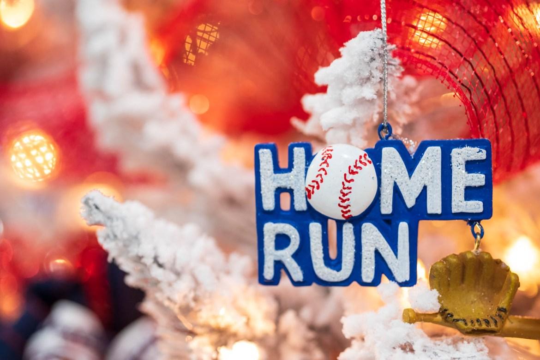 A Christmas Home Run