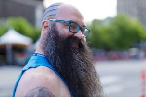 Beards and haircuts