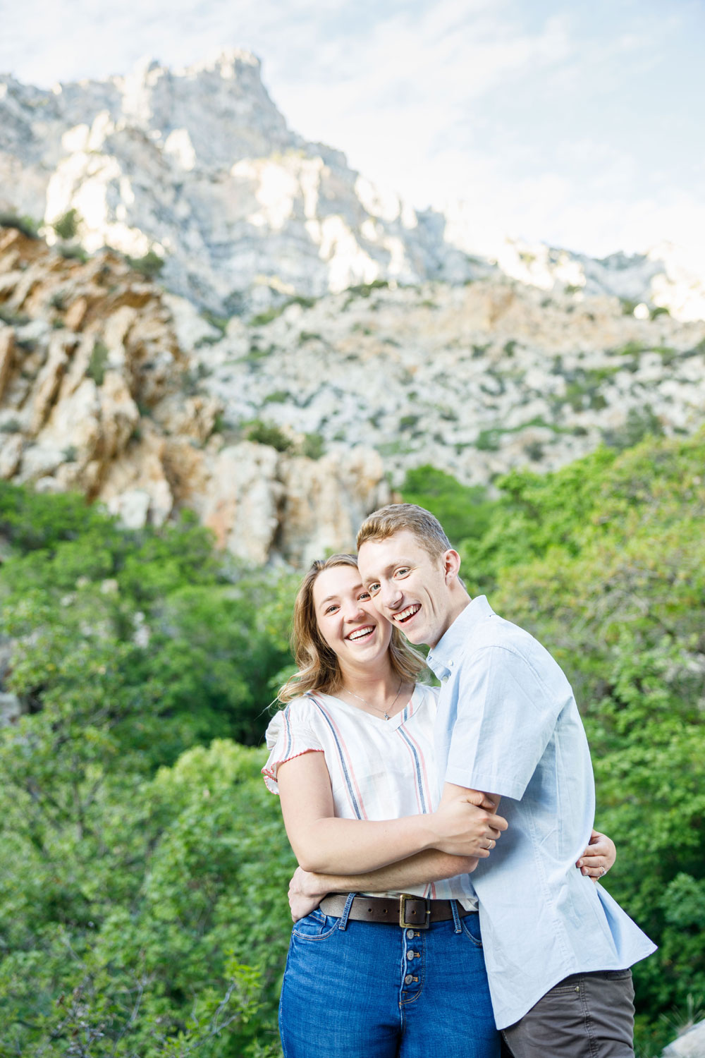Rock Canyon and Engagements