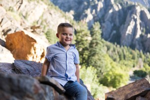 Portrait in Big Cottonwood Canyon