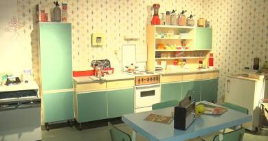 Socialistická kuchyňa, ilustračný obrázok
