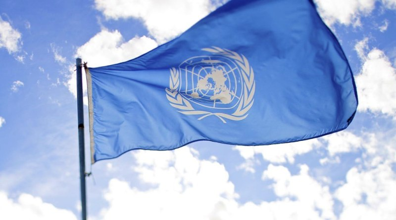 Liberálna demokracia - OSN vlajka