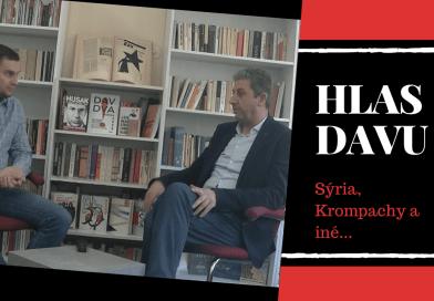 HLAS DAVU – diskusia s Jalalom Suleimanom