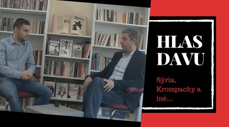 HLAS DAVU - Jalal Suleiman, Dávid Diczházy