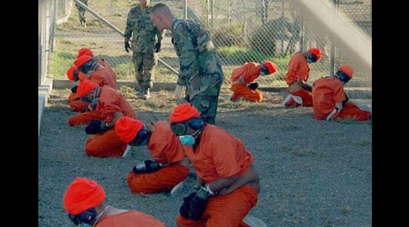 Zadržaní teroristi v americkej základni Guantanamo