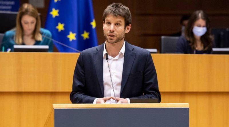 Michal Šimečka v Europarlamente