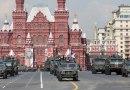 TV DAV (naživo): Moskva (Deň víťazstva) – Vojenská prehliadka