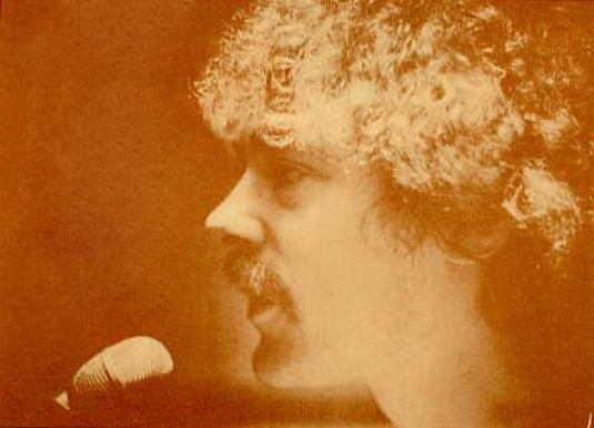 Dave Keir from promotional flier, c. 1978