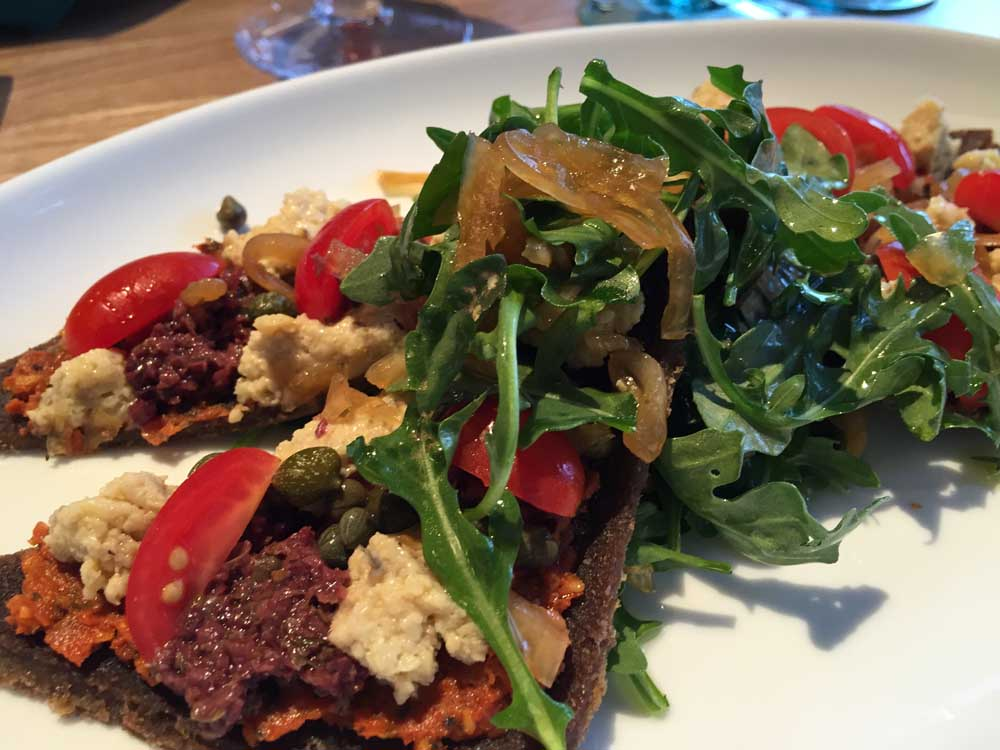 Cider Press Cafe – high end vegan food in St Pete