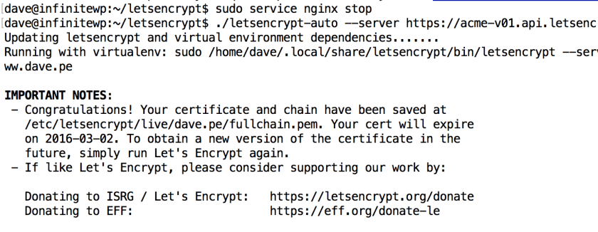 create-lets-encrypt-ssl-certificates