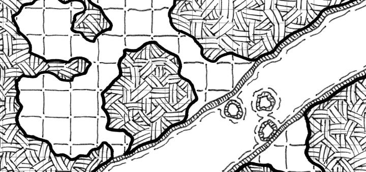 [Tuesday Map] Stepping Stones