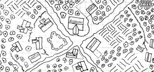 [Friday Map] Farming Village