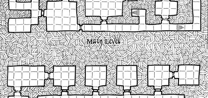 [Friday Map] Crypt