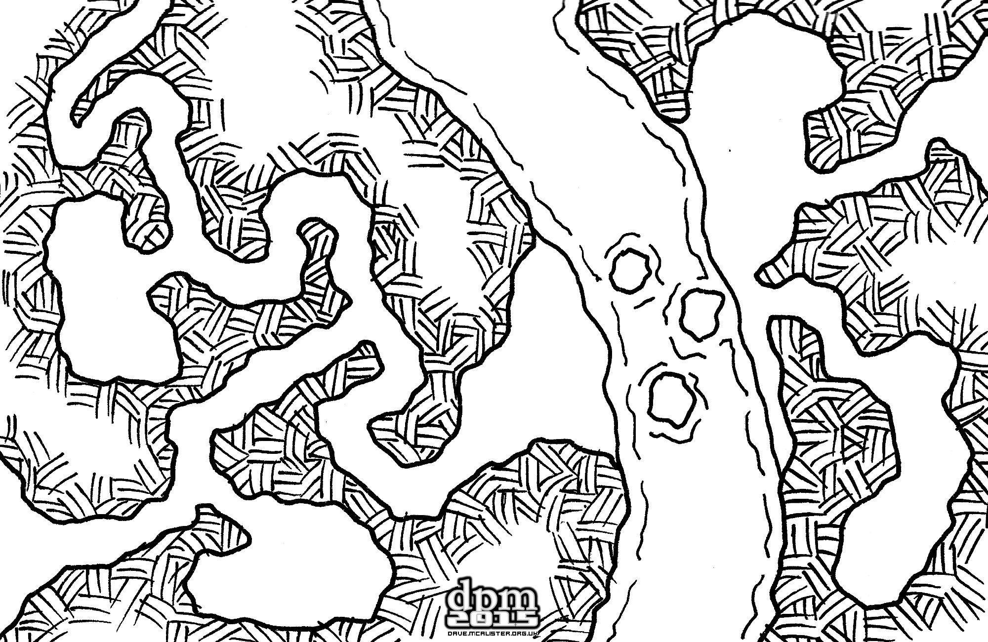 [Friday Map] Yet Another Cavern with Underground River!