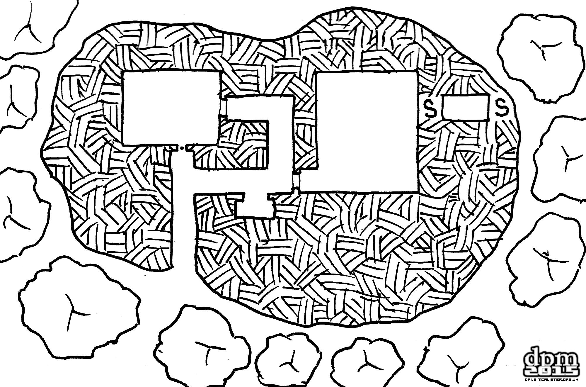 [Friday Map] Burial Barrow