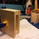 Switchbox - Final Glue Up
